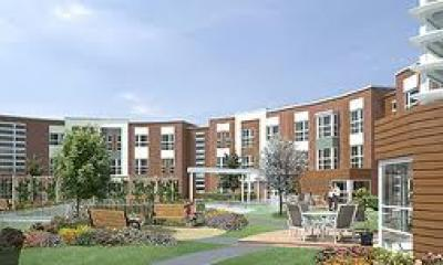 Cams Alders, Care Home, Fareham