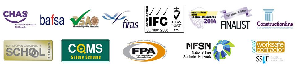 Accreditations & Kitemarks