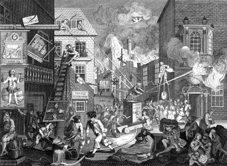Fire Sprinkler History