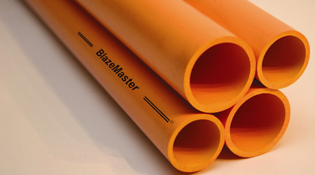 CPVC engineered thermoplastic piping