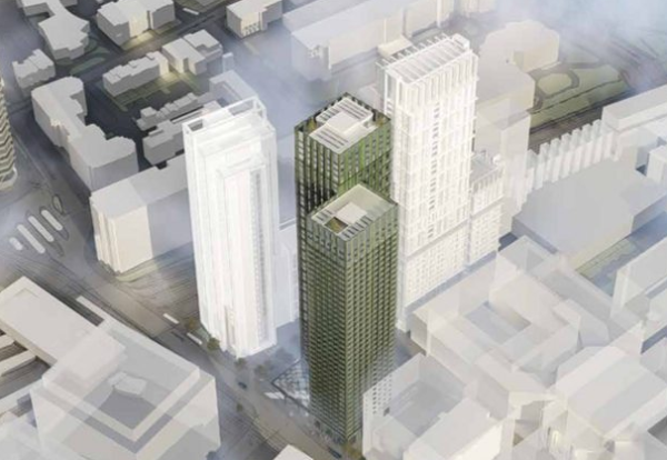 Triangle To Install Fire Sprinklers At World S Tallest Modular Building Triangle Sprinkler Systems